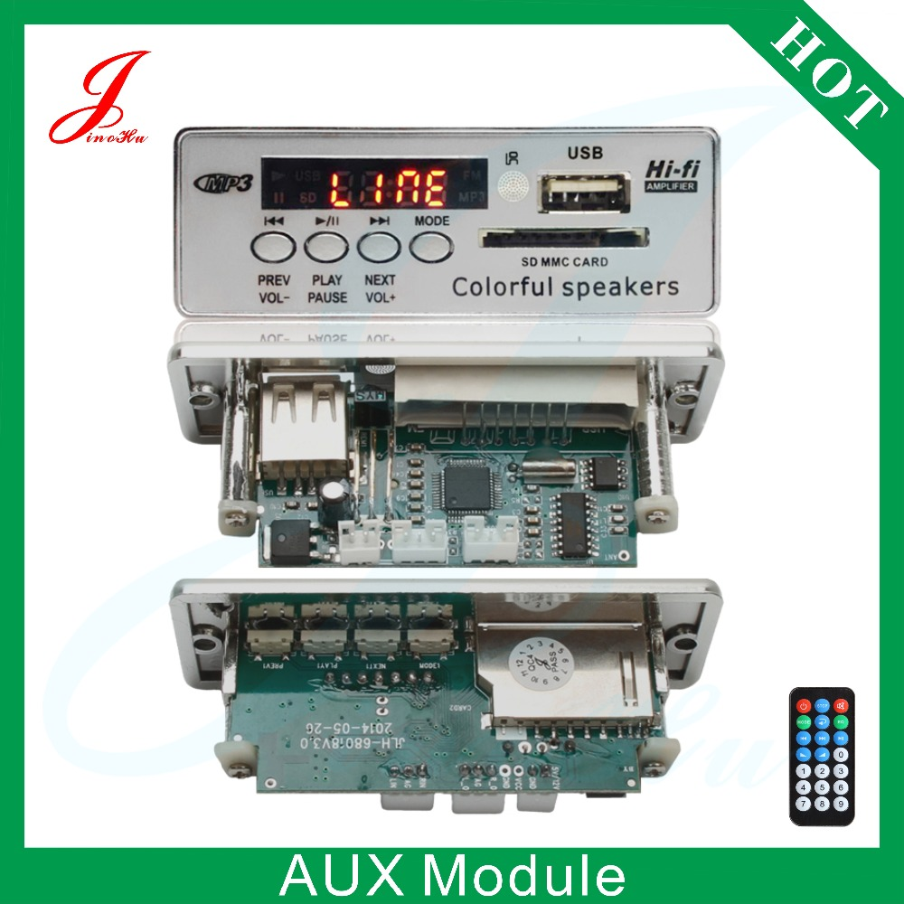 cheap price sd tf usb mp3 player circuit board