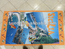 Promotional printed beach towel Micro-fiber Beach Towels