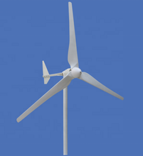 3pcs blades horizontal axis <strong>wind</strong> turbine1kw