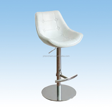 Pure Diana bar chair FRP pu leather adjustable height