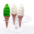 Ice Cream Cupcake Holder Acrylic Cone Holders Stand
