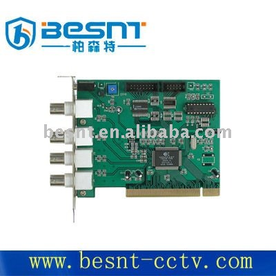 BESNT High Quality Popular DVR Card 4ch BS-D104