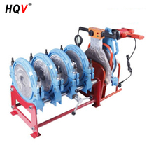 type of poly pipe welding machines