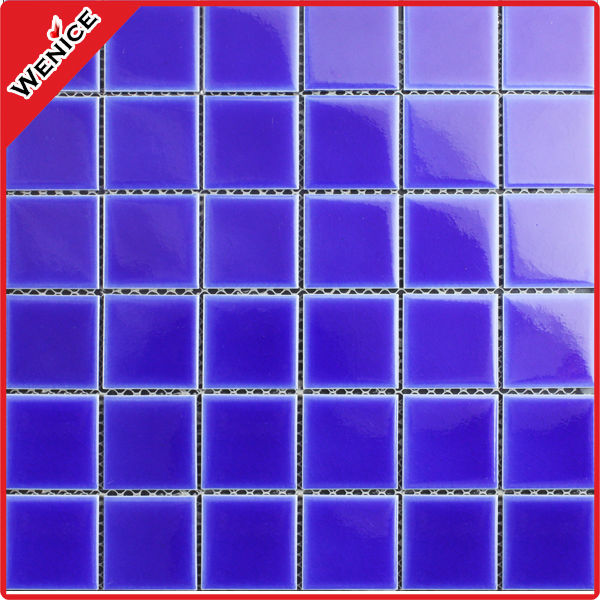 Glazed Pool Tile Ceramic Mosaic
