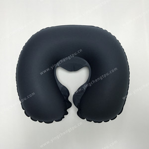 Ultra Light Inflating Outdoor Travel Neck Pillow / C shape/Quick Inflating