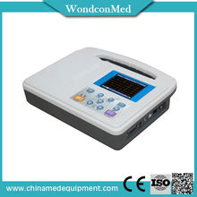 Economic new arrival auto ecg machine with paper