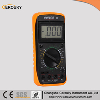 Supreme quality china best digital multimeter DT9205A