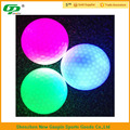 Novelty glow two piece led glow ball