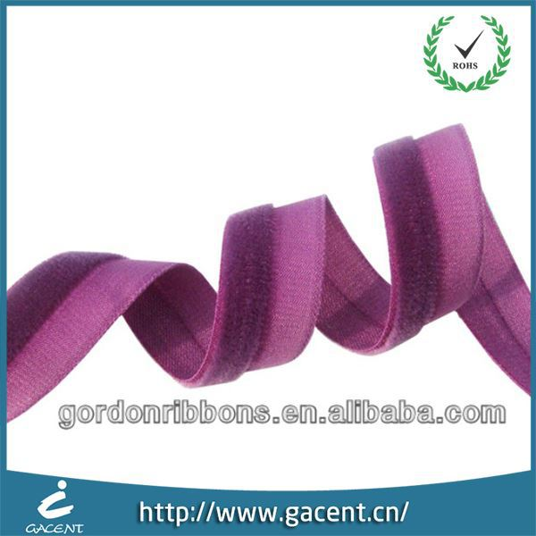 Pretty Wholesale Christmas Fancy Velvet Ribbon For Decoration