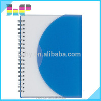 Delicate superior quality Spiral Notebook Printing