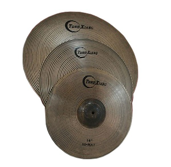 Pulse cimbalo kit TZ-B manual cymbal set for tongxiang