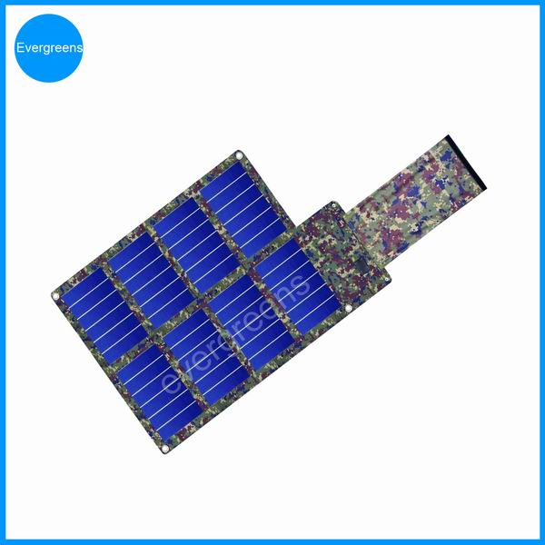 24W 18V folding amorphous solar charger by low price mini solar panel