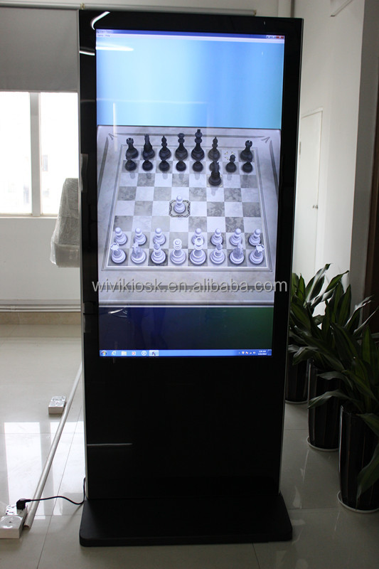 42 inch touch screen kiosk, shopping mall 42 inch touch screen lcd interactive kiosk