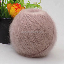 Knitting Crocheting Retro Yarn Wool Mohair Fuzzy Acrylic Yarn