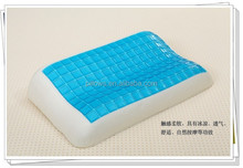 Made In China, Gel Pad Pillow With Mesh Fabric Pillow Case, Memory Foam Pillow With Cooling Gel On The Top