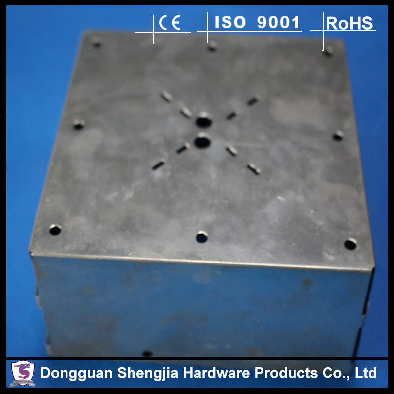 housings metal box stamping parts guandong factory