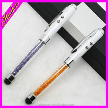 kids promotional novelty light tip ball pen