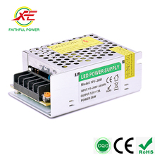 AC to DC Power Supply Single Output 24 Volt 1.5 Amp 36 Watt Power Supply for Led Neon Panel Light