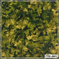 FTM-6601 PVA Tree Camouflage Water Transfer Printing Hydrographic Film