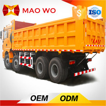 China Shacman dump truck and mercedes actros tipper for sale