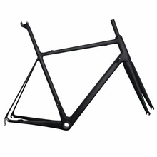 Super light 850g carbon fiber road bike frame Toray T800 bicycle frames AC066