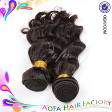 Wholesale cheap price beauty ponytail mongolian hair extensions