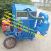 agricultural Mobile Diesel engine driven small wheat thresher/wheat thresher machine