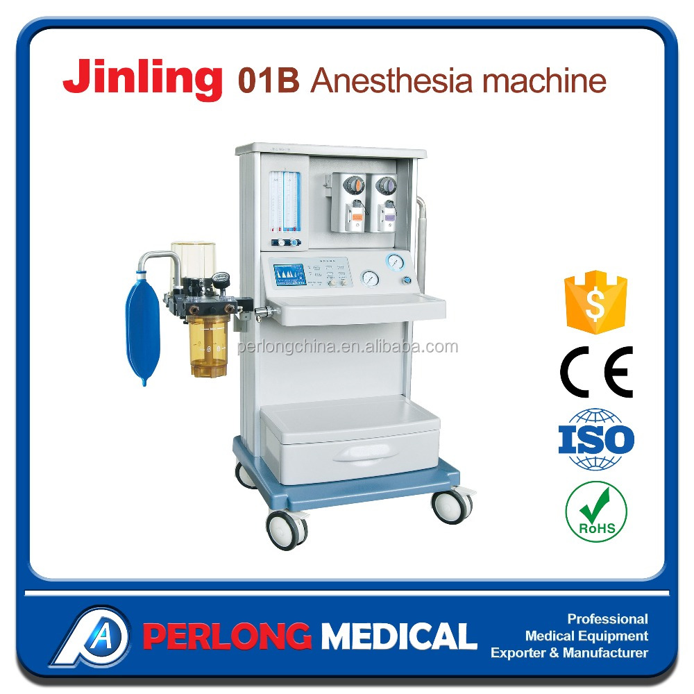 JINLING-01B Advanced anesthesia machine price / Anesthesia machine with ventilator used in surgery room