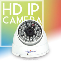 Vitevision brand low price IR IP cctv dome camera with high specification