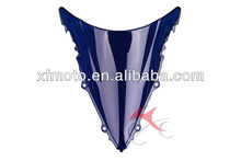 For YAMAHA YZF R6 2003 2004 2005 Blue Wind Screen Windscreen Windshield