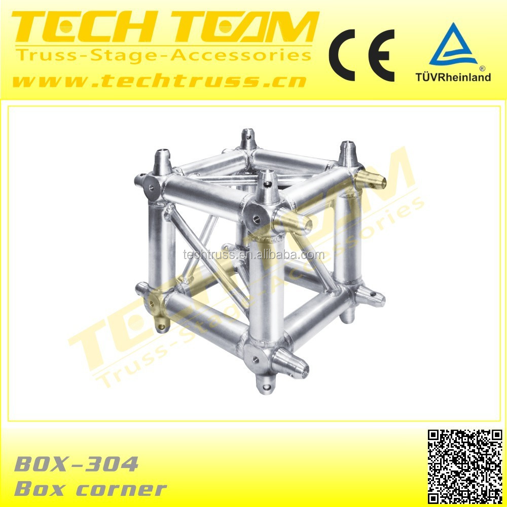 Box -301 Durable High Quality Truss Box ,Aluminum Truss Box for Concert Stage