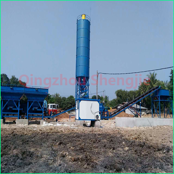 HOT Product WDB 600 t/h soil stabilizer mixing plant Price