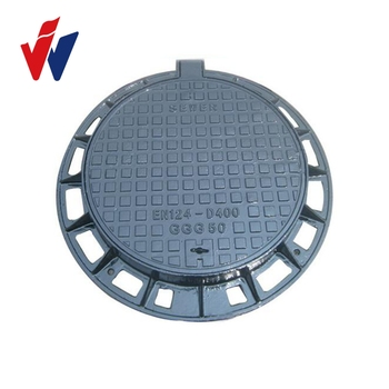 Double Seal Double Cover Cast Iron Manhole Cover