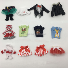 Clothes for elfs/Christmas Tradition elfs toy decoration gifts for kids