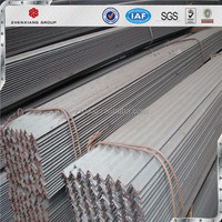 Structural Construction Hot Rolled Mild Steel Angle Bar Specification