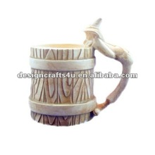 unique shaped decorative custom cheap ceramic coffee mug