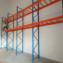 Heavy duty pallet <strong>shelf</strong> selective pallet rack for warehouse storage racking system