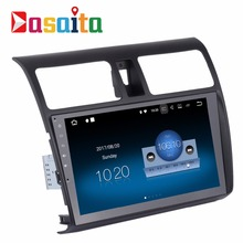 "Dasaita 10.2"" Android 7.1 car auto audio radio stereo GPS navigation system player no dvd for Suzuki SX4 2006-2010 with WI-FI"