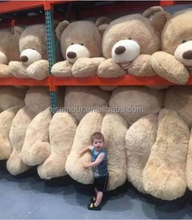 Giant Hung Big larger USA Teddy Bear Plush animals Soft Toys Doll Xmas Baby gift
