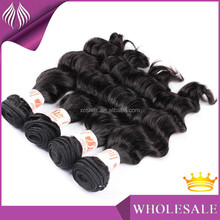 10-30 inch unprocessed premium top raw quality indian names of human hair loose deep