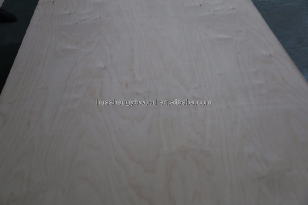 Furniture grade 18mm russian birch plywood