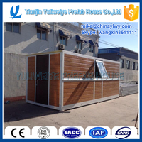 Foreign trade export-oriented prefabricated combined house, container house removal of folding