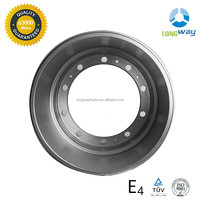 Hot Sale And Professional Made in China Qingdao In Trailer 86960 FRUEHAUF Brake Drum