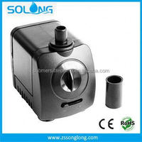 Made in China 500 L/H 9.5W mini waterfall water fountain pumps motor