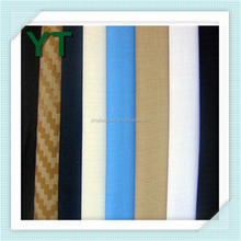China Hebei Factory Polycotton 65/35 Best Price TC Pocketing Fabrics