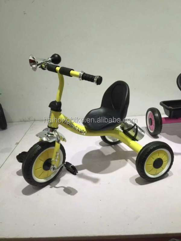 hot sale kids tricycle with back seat