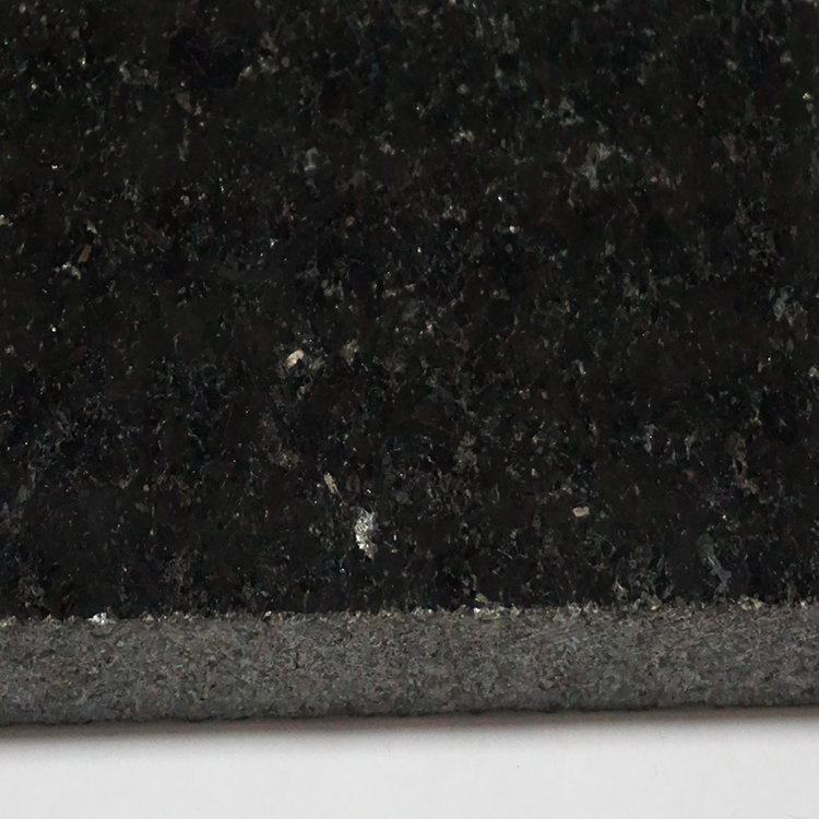 Polished Silver Galaxy Granite/ Silver Sparkle