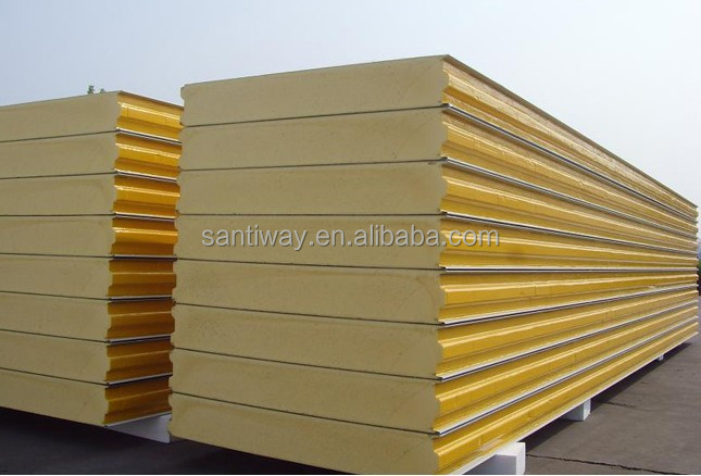 BEST PRICE FOR Roof insulated aluminum sandwich panel