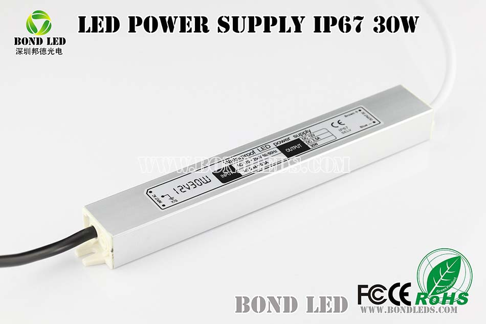 12V 20A AC/DC switching power supply 30w rgb led driver dc12v dv24c led power dirver
