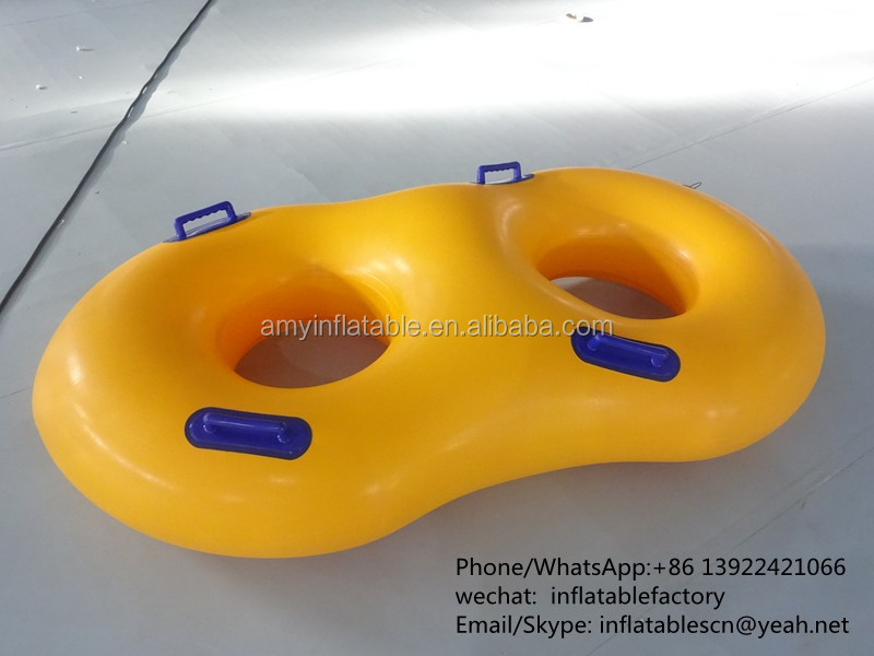 SR-02 outdoor customized inflatable Waterpark Tubes with pvc material for kids and adults